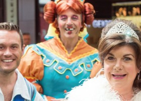 Win a fantastic family night out at the HMT Pantomime