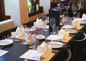 Win a dinner for two at The Bank Cafe & Restaurant