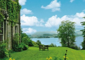 Win a wildly romantic stay at Ardanaiseig