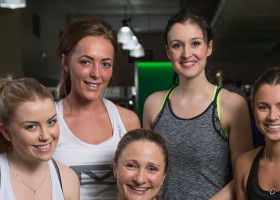 Fitness with friends at David Lloyd, Aberdeen