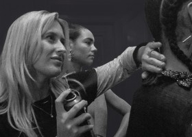 Rebecca Carr Hair Salon: from Kintore to the catwalks  of London Fashion Week
