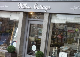 Willow Cottage: Ellon's eclectic interiors store