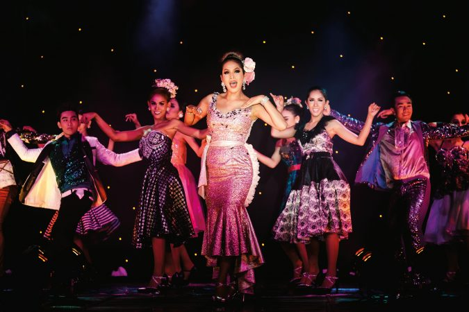 Win a tickets to the Lady Boys of Bangkok