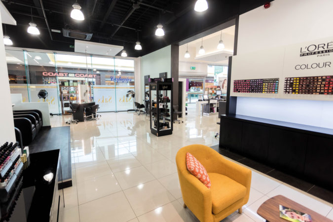 Win a marvellous make-over from SAKS at Union Square