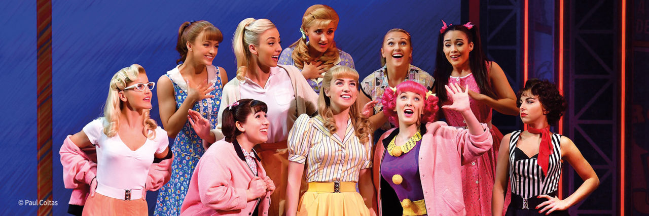 Win tickets to Grease at HMT