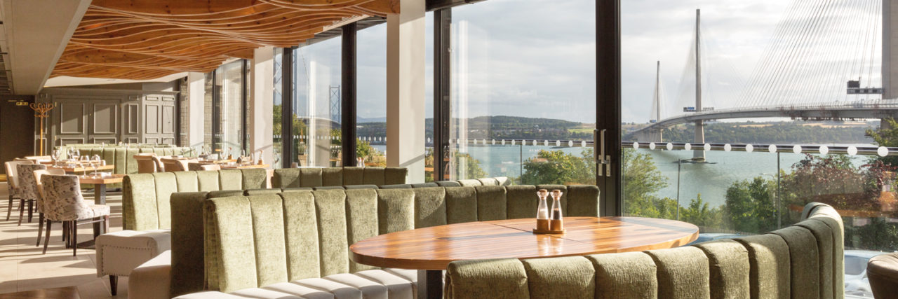 Win a stay at the new Doubletree by Hilton Edinburgh Queensferry Crossing