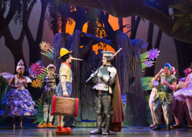Win tickets to Shrek the musical at HMT
