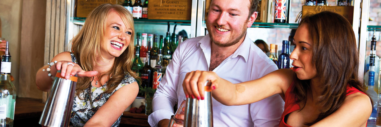 Win a cocktail masterclass and a meal for six at Revolution