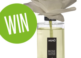 Win a designer diffuser from Dargie Design