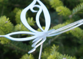 Win a gorgeous garden sculpture from Devenick Designs
