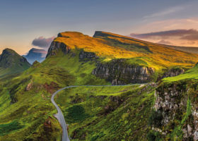 All the colours of Skye
