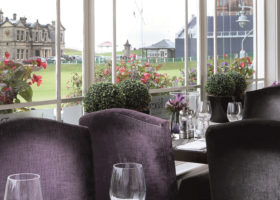 Win a St Andrew's stay at Macdonald Rusacks Hotel