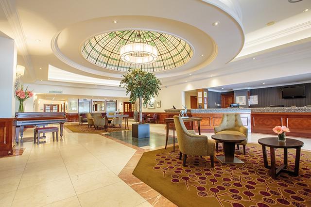 Win an event at the award winning Aberdeen Altens Hotel