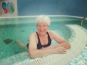 Sue McGovern - Shaw Method Swimming teacher