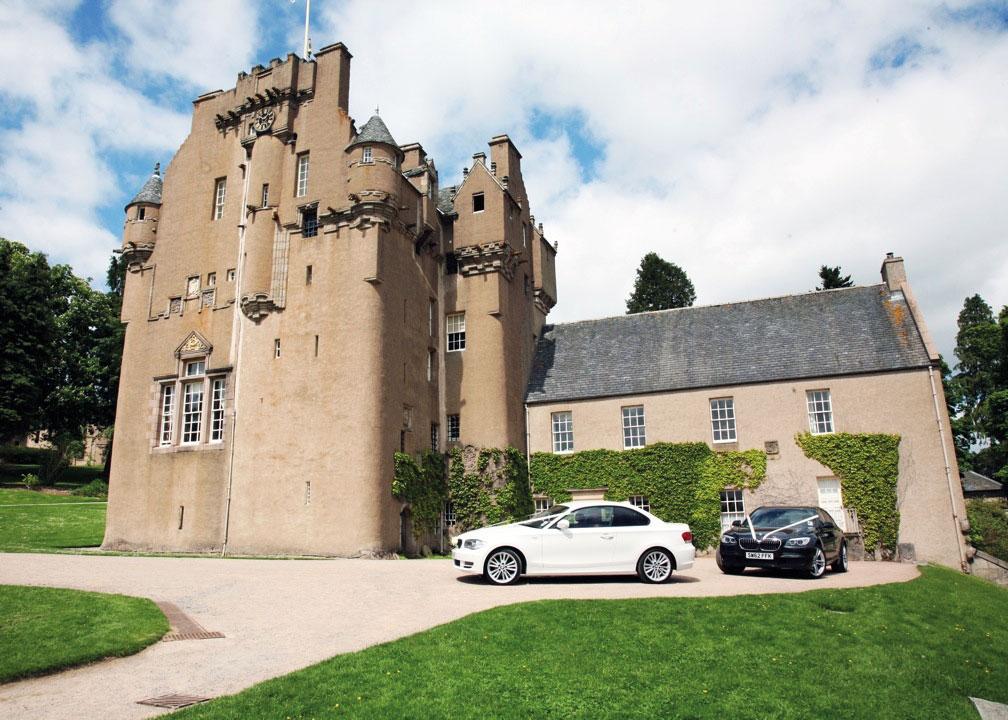 Crathes Castle Image: Deeside Photographics