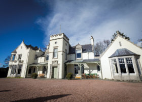WIN A DELIGHTFUL STAY AT DOUNESIDE HOUSE