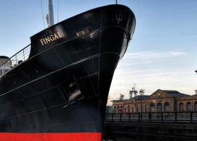 Win a luxury break aboard Fingal, Edinburghs luxury ship hotel