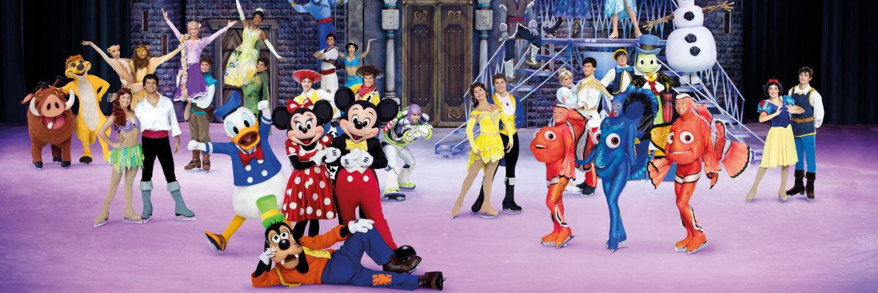 Win a family ticket to Disney On Ice celebrates 100 Years of Magic!