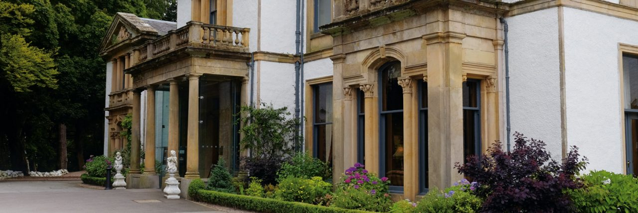 Win a champagne afternoon tea for four at Macdonald Norwood Hall