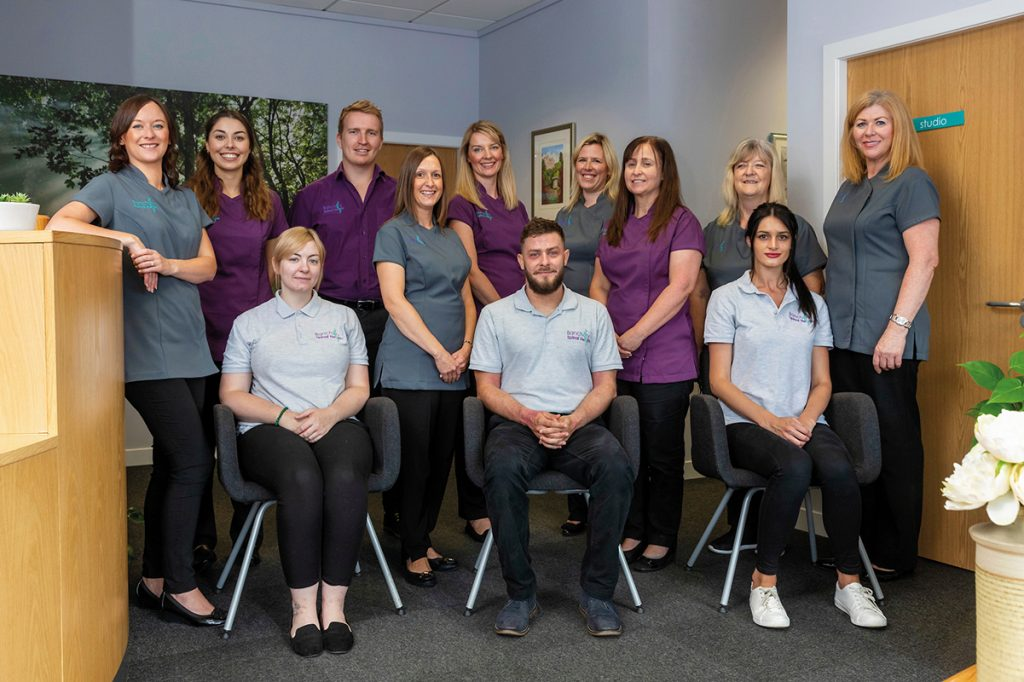 Trend Banchory Spinal Health