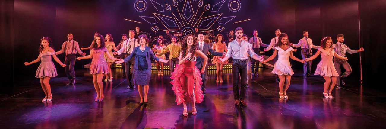Win a pair of tickets to On Your Feet at HMT