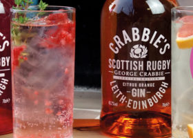 Competition: Win a bottle of rather marvellous Crabbie's Scottish Rugby Gin